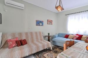 Kosta's Family House, Ferienwohnungen  Athen - big - 38
