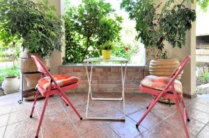 Kosta's Family House, Ferienwohnungen  Athen - big - 20