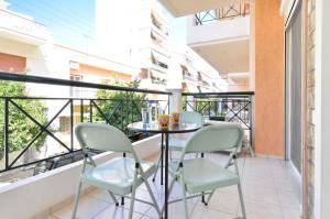 Kosta's Family House, Ferienwohnungen  Athen - big - 62