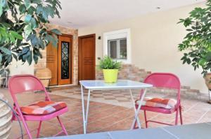 Kosta's Family House, Ferienwohnungen  Athen - big - 28