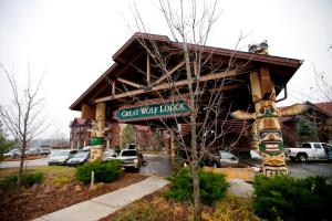 Great Wolf Lodge Traverse City, Лоджи  Traverse City - big - 1