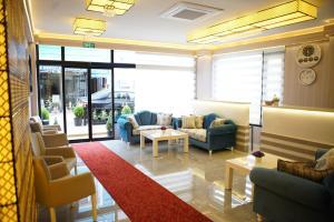 Al Khaleej, Apartmanhotelek  Isztambul - big - 36