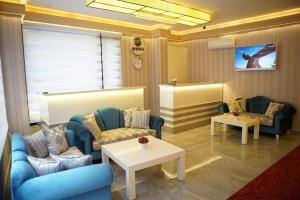 Al Khaleej, Apartmanhotelek  Isztambul - big - 37