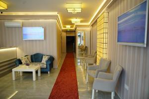 Al Khaleej, Apartmanhotelek  Isztambul - big - 27