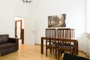 Hot Spot Center VIP, Apartmanok  Varsó - big - 9