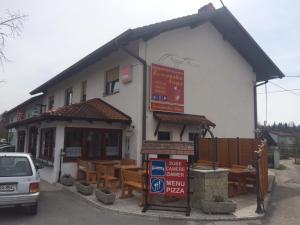 Guest house Okrepcevalnica Zemonska vaga