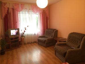 Apartment on Kommunistichesky 5/1