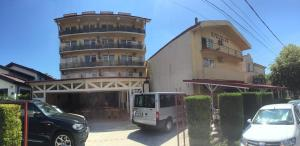 Hotel Tiberius, Hotels  Costinesti - big - 27