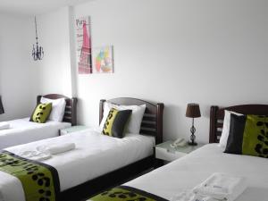 Phet Cha-am Plaza and Resort, Resorts  Cha Am - big - 18