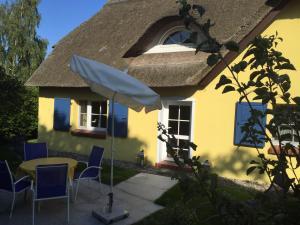 Ferienwohnungen Reetwinkel in Wieck, Ferienwohnungen  Wieck - big - 114