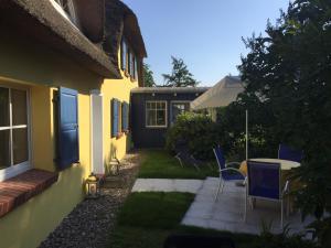Ferienwohnungen Reetwinkel in Wieck, Ferienwohnungen  Wieck - big - 107