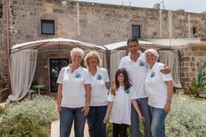 Masseria Palane, Bed and breakfasts  Patù - big - 113
