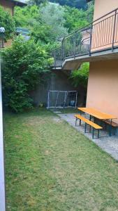 Residence Dei Laghi, Апартаменты  Spinone Al Lago - big - 12