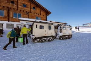 Berghütte Ski Maseben