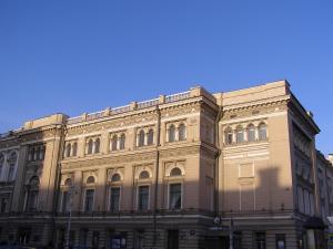Apartment Teatralnaya Ploshad