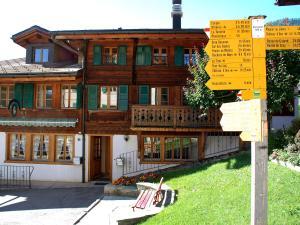 Apartment Rossinière 3