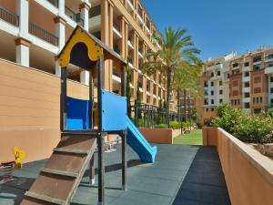 Apartment Ed. Corona, Appartamenti  Marbella - big - 14