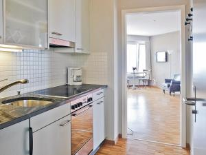 Apartment Double Room Modern.2, Appartamenti  Ascona - big - 14