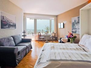 Apartment Double Room Modern.2, Appartamenti  Ascona - big - 10