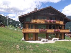 Apartment Chalet Matine.2