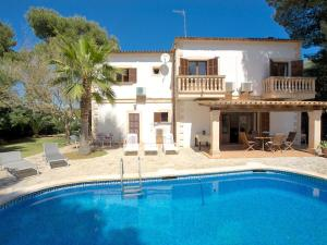 Holiday Home Casa Sanso, Holiday homes  Porto Cristo - big - 15