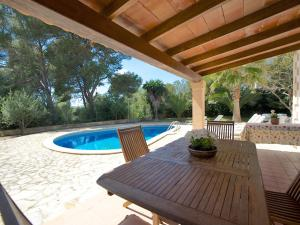 Holiday Home Casa Sanso, Holiday homes  Porto Cristo - big - 4