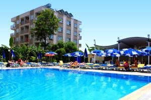 Аланья - Perle Apart Hotel