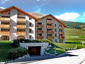 Sturnel - Apartment - Zuoz/ St. Moritz