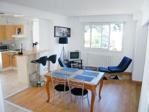 Apartment Avenue de Biarritz, Апартаменты  Англе - big - 7