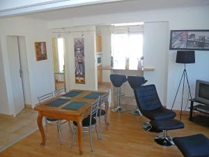 Apartment Avenue de Biarritz, Apartmány  Anglet - big - 4