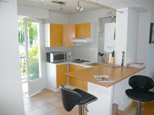 Apartment Avenue de Biarritz, Apartmány  Anglet - big - 9