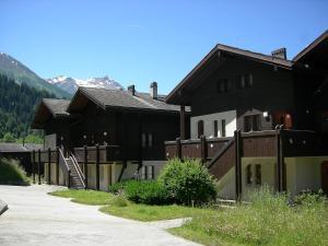 Apartment Aragon XXII Ernen
