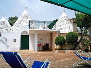 Holiday home Trulli Rustici Ceglie Messapica