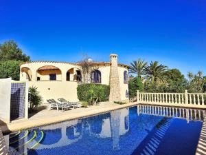 Holiday home Cumbre Del Sol I Benitachell