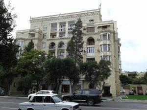 Апартаменты Театр Рашида Бейбутова, Баку