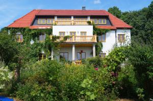 Ökopension Villa Weissig, Penzióny  Struppen - big - 24