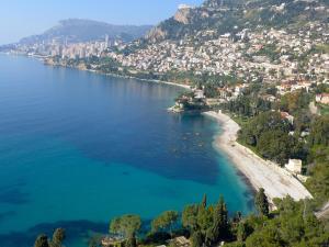Apartment Le Parc Massolin, Apartments  Roquebrune-Cap-Martin - big - 1