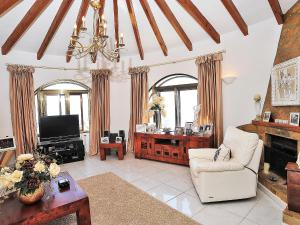 Villa Dalias 55, Dovolenkové domy  Cumbre del Sol - big - 5