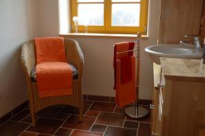 Ökopension Villa Weissig, Penzióny  Struppen - big - 26