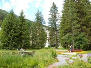 Apartment Allod-Park.34, Ferienwohnungen  Davos - big - 9