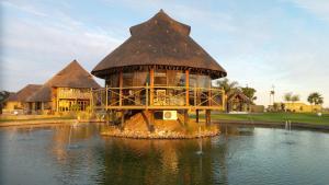Lapa Lange Game Lodge, Лоджи  Mariental - big - 53