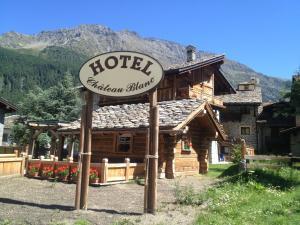 Hotel Chateau Blanc - La Thuile