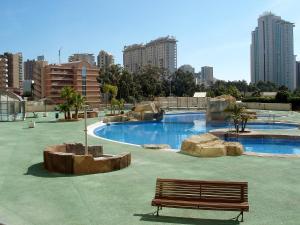 Apartment Residencial La Cala.3, Apartmanok  Cala de Finestrat - big - 4