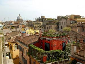 Navona Terrace View