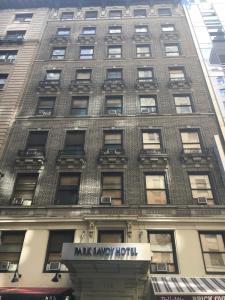 Park Savoy Hotel New York
