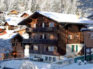 Chalet Riant Soleil, Holiday homes  Arveyes - big - 1