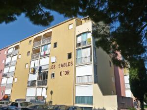 Apartment Les Sables d'Or.10, Ferienwohnungen  Le Grau-du-Roi - big - 1