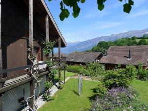 Marbach - Chalet - Faulensee