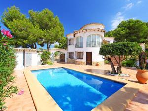 Holiday Home Alfred, Дома для отпуска  Кумбре-дель-Соль - big - 13