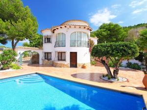 Holiday Home Alfred, Дома для отпуска  Кумбре-дель-Соль - big - 11